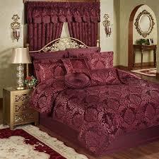 camelot burdy damask comforter bedding