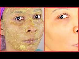 aging skin firming homemade mask