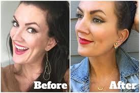 can i put makeup on after a spray tan