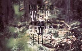 quotes all new positive quotes about nature