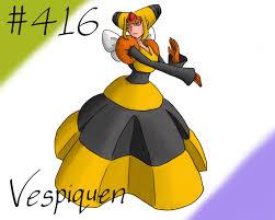 Pokemon Gijinka Project 416 Vespiquen by JinchuurikiHunter on ...