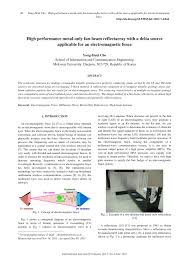 Concept Of Electromagnetic Fence Download Scientific Diagram