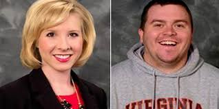 Virginia journalists Alison Parker and Adam Ward remembered