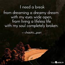 from dreaming a dreamy dr quotes writings by shwetha n