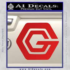 Voltron Galaxy Garrison Decal Sticker A1 Decals