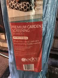 Eden Natural Bamboo Screen Fencing Landscaping Gardening Gumtree Australia North Sydney Area Neutral Bay 1255805804