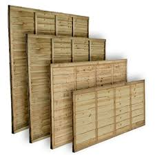 Billyoh 5ft X 6ft Pressure Treated Wooden Garden Fencing Closeboard Fence Panel 20 Panels 100 Ft For Sale Ebay