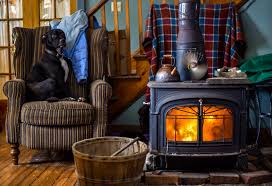 energy efficient wood stove