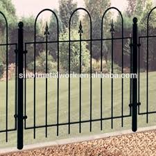 Wrought Iron Fencing Suppliers Metal Stakes For Fencing Steel Backyard Fence Panels Buy Steel Yard Fence Panel Steel Tube Fence Panels Cheap Fence Panels Product On Alibaba Com