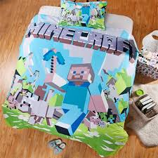 2016 new arrive minecraft 3d bedding