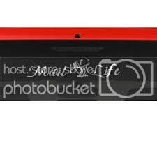 Customdecal Us Mail Life L13 Vinyl Decal Sticker Car Truck Laptop Netbook Window