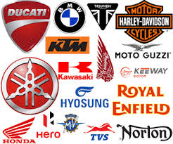 the motorcycle brand logo collection
