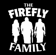 Amazon Com Firefly Family Captain Spaulding Devils Rejects Otis Baby Horror White Vinyl Decal Bumper Computer Sticker Cling Scary Halloween Everything Else