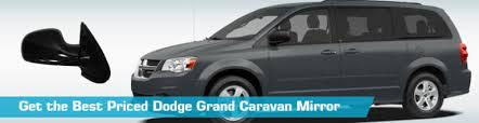 dodge grand caravan mirror side view
