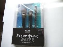 nyx professional makeup 3 pieces in