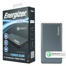 Review giá Pin sạc dự phòng Energizer 15,000mAh QC 3.0 Black ...