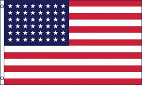 48 Star American Flag 3x5 Feet 1912-1959 Old Glory US USA for sale online |  eBay