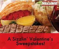 sizzler sizzlin valentine s day