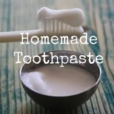 homemade toothpaste without baking soda