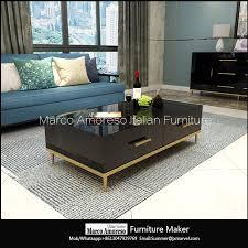 furniture mirrored coffee table