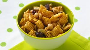sweet and y honey nut chex mix