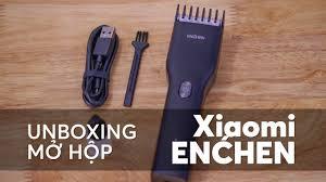 Trên tay tông đơ cắt tóc Xiaomi Enchen, giải pháp tự cắt tóc cho ...