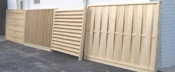 Pin On Louver And Basketweave Fence