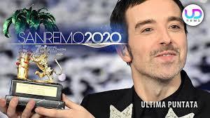 Sanremo 2020, Ultima Serata: Diodato ha vinto il Festival! - YouTube