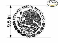 Orgullo Mexicano Mexican Mexico Eagle Large 13 Decal Sticker Latin American Ebay