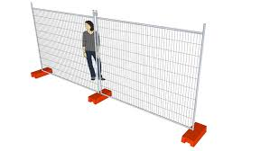 Temporary Fence Panels 3d Warehouse