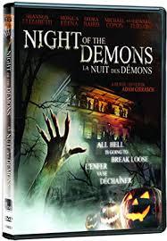 Night Of The Demons / La Nuit des Démons Bilingual: Amazon.ca ...