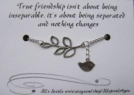 friendship bracelet quotes leaf and bird friendship quote