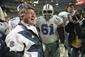 Former Cowboys coach Jimmy Johnson gets Hall of Fame honors