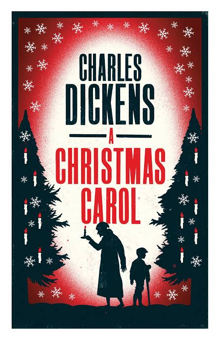 Image result for a christmas carol book""