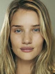 rosie huntington whiteley without makeup