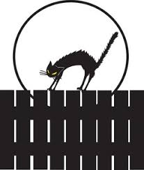 Black Cat Clip Art Clip Art Library