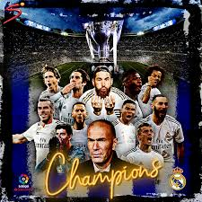 Real Madrid La Liga Champions 2020 Wallpapers - Wallpaper Cave