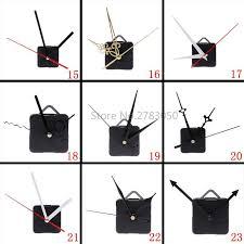 clock movement kits ping