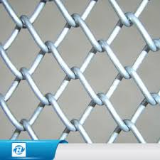 China 6ft High Chain Link Garden Temporary Securyty Fence Fencing China Pvc Chain Link Fence Gi Wire Fence