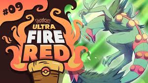 MEGA EVOLUÇÃO - POKEMON ULTRA FIRE RED 2 - YouTube