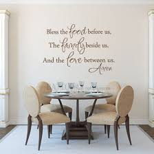 Battoo Kitchen Wall Decal Bless The Food Wall Decal Kitchen Decal Kitchen Decor Blessing Wall Qu Kitchen Wall Quotes Kitchen Wall Art Stickers Kitchen Wall Art