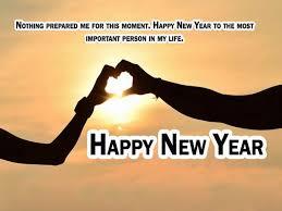 happy new year happy new year love wishes for boyfriend