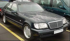 sendo s600   Moteur v12, Mercedes benz ...