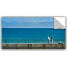 Artwall The Fisherman And His Wife Wall Decal Wayfair