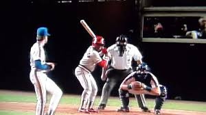Terry Pendleton Crushes Mets Hearts In 1987 - YouTube