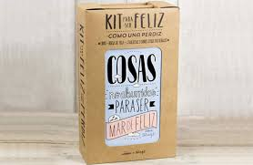 Kit Para Ser Feliz Como Una Perdiz De Mr Wonderful Regalador Com