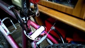 how to make a homemade bike light