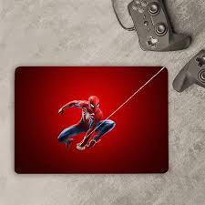 Spiderman Laptop Decal Skin Superhero Notebook Vinyl Decal Hp Etsy
