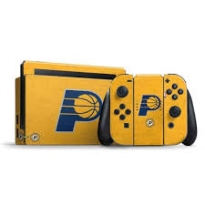 Indiana Pacers Distressed Switch Bundle Skin Nba