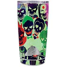 Skin Decal Vinyl Wrap For Ozark Trail 20 Oz Tumbler Cup 5 Piece Kit Stickers Skins Cover Skull Squad Green Berets Walmart Com Walmart Com
